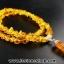 ▽สร้อยคอ อำพันบอลติกGenuine Baltic Amber (11g, 40 cm.) thumbnail 2