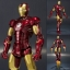 S.H. Figuarts - Iron Man Mark 3(Pre-order) thumbnail 1