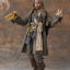 "S.H. Figuarts - Captain Jack Sparrow ""Pirates of the Caribbean: Dead men tell no tales""(Pre-order) thumbnail 5"