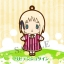 es Series nino Rubber Strap Collection - Hetalia Part.3 Renewal ver. 8Pack BOX(Pre-order) thumbnail 7