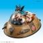 Mecha Collection - Dragon Ball Vol.2 Ryu-Mao's Car Plastic Model(Pre-order) thumbnail 2