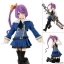 "1/12 Assault Lily Series 040 - ""Assault Lily"" Nazuna Kawanabe Complete Doll(Pre-order) thumbnail 1"