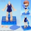 Cu-poche Extra - School Swimsuit Body Posable Figure(Pre-order) thumbnail 1
