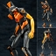 Godzilla vs Evangelion EVA-01 Test Type Godzilla Color Ver. Plastic Model(Pre-order) thumbnail 1