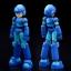 4 Inch Nel - Mega Man Legends: MegaMan Volnutt Action Figure(Pre-order) thumbnail 4