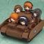 Nendoroid More - Girls und Panzer: Panzer IV Ausf. D (H-Model)(Pre-order) thumbnail 3