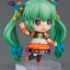 Nendoroid Co-de - SEGA feat. HATSUNE MIKU Project Miku Hatsune Sweet Pumpkin Co-de(Pre-order) thumbnail 3