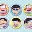 es Series nino Trading Badge Collection - Osomatsu-san vol.2 30Pack BOX(Pre-order) thumbnail 5