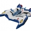 Variable Action - Future GPX Cyber Formula SIN: New Asurada AKF-O/G Aero Mode(Pre-order) thumbnail 5