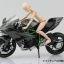 1/12 Complete Motorcycle Model Kawasaki Ninja H2R(Released) thumbnail 4