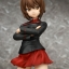 Girls und Panzer the Movie - Miho Nishizumi 1/7 Complete Figure(Pre-order) thumbnail 8