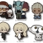 Blood Blockade Battlefront - TINY Rubber Strap Vol.2 6Pack BOX(Pre-order) thumbnail 1
