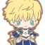 Rubber Mascot - Fate/Grand Order Design produced by Sanrio Vol.3 6Pack BOX(Pre-order) thumbnail 2