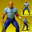 ARTFX+ - MARVEL UNIVERSE Defenders: Luke Cage 1/10 Easy Assembly Kit(Pre-order) thumbnail 1