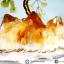 ต้นไม้มงคล ต้นไม้ หินเซอร์เพนไทน์ -ซิทริน ใช้เสริมฮวงจุ้ย โต๊ะทำงาน (300g) thumbnail 5