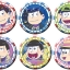 Osomatsu-san - Chara Badge Collection A 6Pack BOX(Pre-order) thumbnail 1