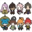 D4 Touken Ranbu Online - Rubber Strap Collection Vol.5 8Pack BOX(Pre-order) thumbnail 1