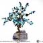 ต้นไม้มงคล ต้นไม้ หินลาพิส ลาซูลี่ Lapis Lazuli ใช้เสริมฮวงจุ้ย โต๊ะทำงาน (642g) thumbnail 4