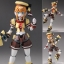 Polynian - Emir Complete Action Figure(Pre-order) thumbnail 1