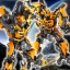 "Legacy OF Revoltech Tokusatsu Revoltech No.LR-50 ""Transformers: Dark Side of the Moon"" Bumblebee(Pre-order) thumbnail 4"