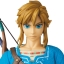 Real Action Heroes No.764 RAH The Legend of Zelda - Link (Breath of the Wild Ver.)(Pre-order) thumbnail 5