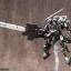 Phantasy Star Online 2 - A.I.S Black Ver. 1/72 Plastic Model(Pre-order) thumbnail 7