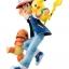 G.E.M. Series - Pokemon: Ash & Pikachu & Charmander Complete Figure(Pre-order) thumbnail 4