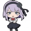 el cute Dagashi Kashi - Trading Rubber Strap 8Pack BOX(Pre-order) thumbnail 3