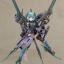 Frame Arms Girl - Hresvelgr Plastic Model(Pre-order) thumbnail 5