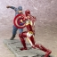 ARTFX+ - Captain America Civil War: Captain America Civil War 1/10 Easy Assembly Kit(Pre-order) thumbnail 16