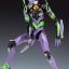 Evangelion: 2.0 You Can (Not) Advance 1/400 General-Purpose Humanoid Battle Weapon Android EVA-01 Test Type Plastic Model(Released) thumbnail 13