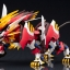 ZA (ZOIDS AGGRESSIVE) 1/100 Hayate Liger Action Figure(Pre-order) thumbnail 4