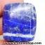 ลาพิส ลาซูลี่ Lapis Lazuli ขัดมันขนาดพกพา (36g) thumbnail 1