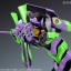 Evangelion: 2.0 You Can (Not) Advance 1/400 General-Purpose Humanoid Battle Weapon Android EVA-01 Test Type Plastic Model(Released) thumbnail 9