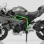 1/12 Complete Motorcycle Model Kawasaki Ninja H2R(Released) thumbnail 2