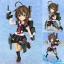 Parfom - Kantai Collection -Kan Colle- Shigure Kai Ni Posable Figure(Pre-order) thumbnail 1
