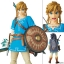 Real Action Heroes No.764 RAH The Legend of Zelda - Link (Breath of the Wild Ver.)(Pre-order) thumbnail 1
