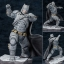ARTFX+ - Batman vs Superman Dawn of Justice: Batman DAWN OF JUSTICE 1/10 Complete Figure(Pre-order) thumbnail 1