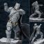ARTFX+ - Batman vs Superman Dawn of Justice: Batman DAWN OF JUSTICE 1/10 Complete Figure(Pre-order) thumbnail 1