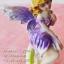 ของแต่งบ้านวินเทจ ตุ๊กตาเรซิ่นภูติสาวตัวน้อย สีม่วง thumbnail 1