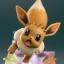 "ARTFX J - ""Pokemon"" Series: Blue with Eevee 1/8 Complete Figure(Pre-order) thumbnail 18"