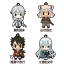 D4 Touken Ranbu Online - Rubber Strap Collection Vol.4 8Pack BOX(Pre-order) thumbnail 2