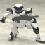 Full Metal Panic! Invisible Victory - MODEROID Savage Crossbow Plastic Model(Pre-order) thumbnail 3