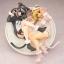 Infinite Stratos - Laura & Charles Nekomimi Pajama 1/7 Complete Figure(Pre-order) thumbnail 2