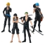 Super ONE PIECE Styling FILM GOLD1 10Pack BOX (CANDY TOY)(Pre-order) thumbnail 1