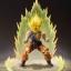 "S.H. Figuarts - Super Saiyan Son Goku Chou Senshi Kakusei Ver. ""Dragon Ball Z""(Pre-order) thumbnail 7"