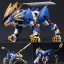 ZA (ZOIDS AGGRESSIVE) - Murasame Liger 1/100 Action Figure(Released) thumbnail 1