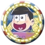 Osomatsu-san - Chara Badge Collection A 6Pack BOX(Pre-order) thumbnail 6