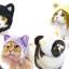 necos Colorful Cat no Fuwamoko Nekomimi 8Pack BOX(Pre-order) thumbnail 1