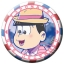 Osomatsu-san - Chara Badge Collection A 6Pack BOX(Pre-order) thumbnail 7